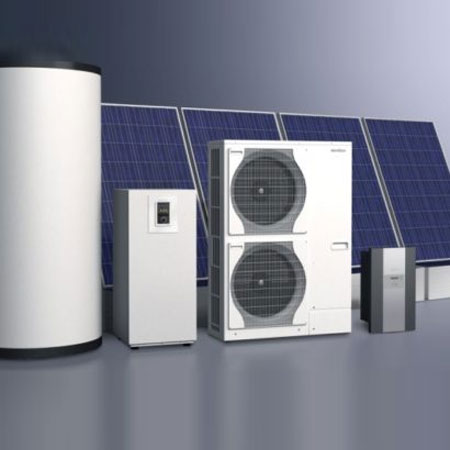 Solar Heat Pumps
